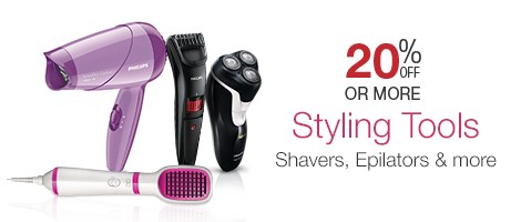 styling-shavers-epilators-hair-dryers-discounts-amazon-deal-20-off-store-sale-discount-hair-straighteners-offer