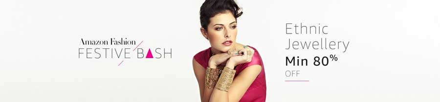 amazon-festive-bash-sale-discounts-diwali-sale-ethnic-jewelry