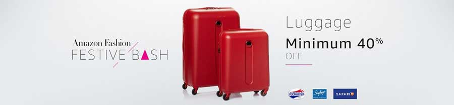 amazon-festive-bash-sale-discounts-diwali-sale-luggage